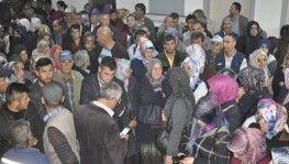 40 kişilik iş için 650 kişi mülakata girdi