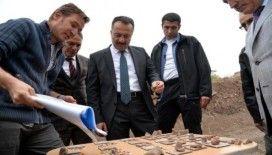 Bilecik'te 8 bin yıl öncesine dayanan kalıntılar bulundu