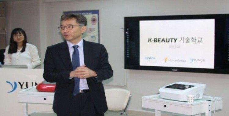Güney Kore'nin güzellik teknolojileri Türkiye'de