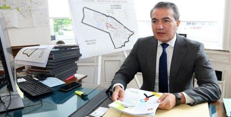 Belçika'da madenci ailede doğup, belediye başkanı olan Türk