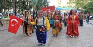Geleneksel Yörük Düğününü Eskişehir ekibi sahneledi
