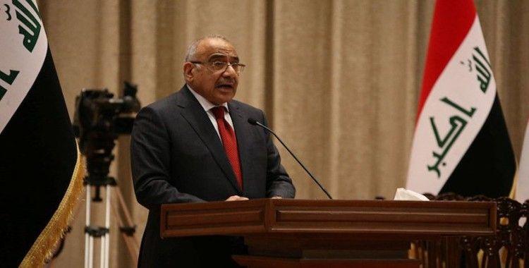 Irak Başbakanı Abdülmehdi'den göstericileri serbest bırakma kararı