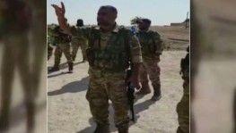 Suriye Milli Ordusu'ndan Tel Abyad sakinlerine Sizi korumaya geldik