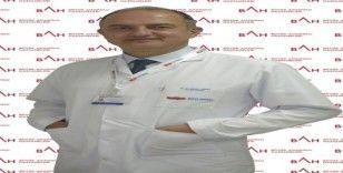 """Dr. Özkan: """"Prostat kanseri erken tanı konulabilen ve tedavi edilebilen bir hastalık"""""""