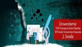 ÇOMÜ, YÖK karnesine göre patentte 109 devlet üniversitesi arasında 2. sırada