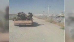 Suriye Milli Ordusu Rasulayn'a ilerliyor