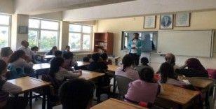 Öğrencileri spora yönlendirme semineri