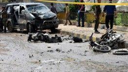 El Bab'ta bomba yüklü motosiklet patladı