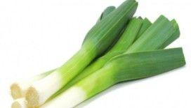 Kolesterol düşmanı sebze; Pırasa