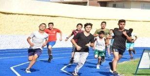Amatör Spor Haftası Atletizm Yarışları yapıldı