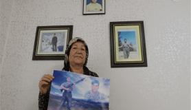 25 yıldır televizyon izlemeyen şehit annesinden operasyona gözyaşlarıyla tam destek