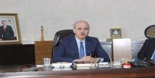 """AK Parti Genel Başkanvekili Kurtulmuş: """"Birileri kullandığı termonolojiye dikkat etsin"""""""