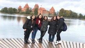 Samsun Sosyal Bilimler Lisesi Litvanya'da