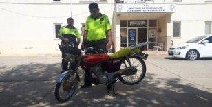 Bozyazı'da tehlikeli motosiklet sürücülerine yönelik çalışma başlatıldı
