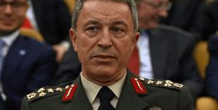 """Milli Savunma Bakanı Akar: """"Şu ana kadar 342 terörist etkisiz hale getirildi"""""""