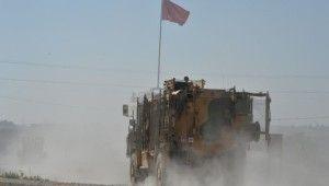 TSK'ya destek veren milli suriye ordusu