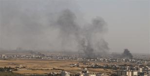 Suriye Milli Ordusu, ele geçirdiği Tel Halaf'te YPG sığınaklarını temizliyor