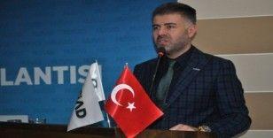 """MÜSİAD  Antalya Şube Başkanı Göksu: """"Harekatın amacı Suriye'nin toprak bütünlüğünü korumak"""""""