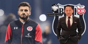 Almanya'da 'Barış Pınarı' paylaşımından sonra tepki gören futbolcuya Aygün desteği