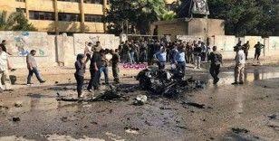 Kamışlı'da bomba yüklü araç patladı: 1 ölü, 5 yaralı