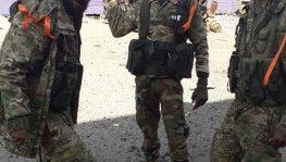 Rasulayn'ın doğusundaki Sanayi bölgesinde kontrolü sağladı