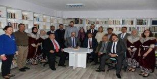 İnönü Anadolu Lisesi'ne yeni kütüphane