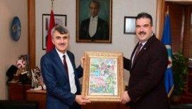 Rektör Uysal, Eskişehir'deki üniversiteleri ziyaret etti