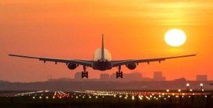 Hava yoluyla 9 ayda 161 milyon 482 bin yolcu taşındı