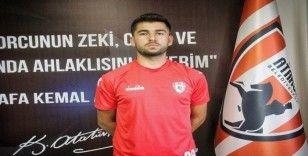 Murat Uyanık, Atakum Belediyespor'da