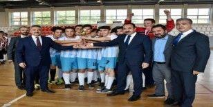 Özel Sporcular Futsal Müsabakaları sona erdi