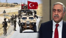 KKTC Cumhurbaşkanı, Barış Pınarı Harekatı'na tepkisiz