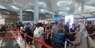İstanbul, yolcuda 37 Avrupa ülkesinin nüfusunu geçti