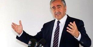 Mustafa Akıncı'dan Barış Pınarı Harekatı açıklaması