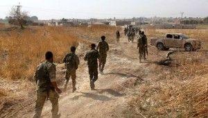 TSK ve Suriye Milli Ordusu Tel Abyad'daki köyleri kontrol altına alıyor