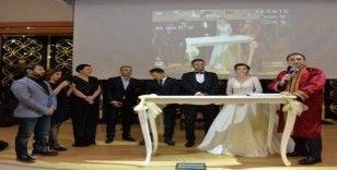 Ampute Milli Takımı kalecisi Selim Karadağ'ın mutlu günü