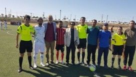 Van'da amatör futbol sezonu açıldı