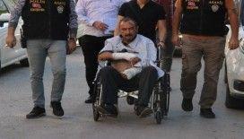 Eski eşini satırla yaralayan şüpheli tutuklandı