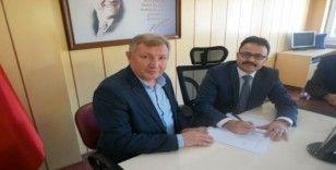 """""""Pirinç tarlalarından yüksek öğretime birlikte başaracağız Osmancık"""" projesi"""