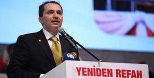 """Fatih Erbakan'dan KKTC Cumhurbaşkanı Akıncı'ya: """"O koltuğa nasıl oturduğunu asla unutma"""""""