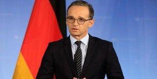 """Almanya Dışişleri Bakanı Maas: """"Ankara ile diyalog devam etmeli"""""""