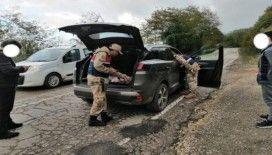 Yoklama kaçakları kontrolde yakalandı