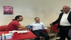 SANKO Adıyaman Tekstil İşletmesi'nde kan bağışı