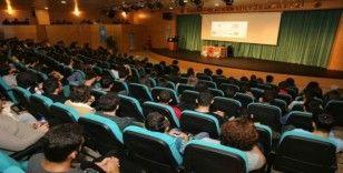 Başkan Kazım Kurt, Anadolu Kaşifleri Öğrenci Topluluğunun tanışma toplantısına katıldı