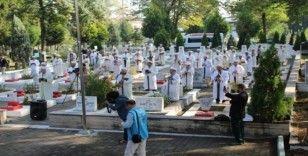 Barış Pınarı harekatına katılan askerler için fetih süresi okundu