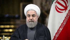 """İran Cumhurbaşkanı Ruhani: """"Komşu ülkeler bizi yalnız bırakmıyor"""""""