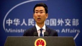 Çin'den Türkiye'ye harekatı durdurma çağrısı
