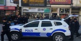 Sultangazi'de silahlı kuyumcu soygunu