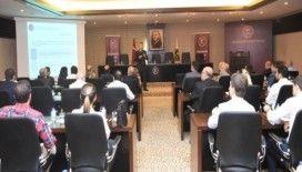 Onaylı tedarikçi belgesi bilgilendirme ve AFGM yetkilileriyle başvuru değerlendirme toplantısı GSO'da yapıldı