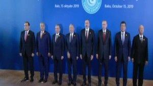 Cumhurbaşkanı Erdoğan Türk Konseyi 7. Zirvesi'ne katılıyor