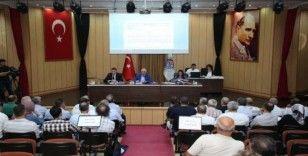 Akdeniz Belediye Meclis Toplantısı yapıldı